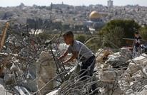 الاحتلال يهدم 42 منشأة في القدس خلال شهر واحد