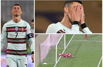 سجل هدفا صحيحا فرفضه الحكم.. رونالدو يخرج عن طوره