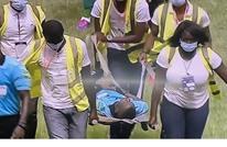 """""""حادثة غريبة"""" تنهي مباراة كوت ديفوار وإثيوبيا (شاهد)"""