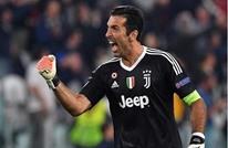 """القضاء الإيطالي يتدخل لإيقاف """"بوفون"""" مباراة واحدة.. لماذا؟"""