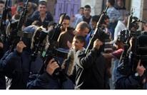 احتجاجات في جنين ضد قائمة فتح للانتخابات التشريعية (شاهد)