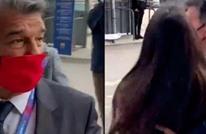 رئيس برشلونة الجديد متهم بالتحرش بفتاة قاصر (شاهد)