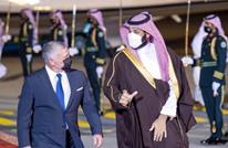 ابن سلمان يستقبل ملك الأردن وقادة آخرين بالرياض (شاهد)