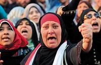 """""""الثوري لنساء مصر""""..تحالف نسائي جديد داعم لمرسي"""