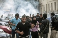 3 قتلى من أنصار مرسي في جمعة الانقلاب أصل الخراب