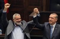 أردوغان يؤكد مواصلة دعمه لقضية فلسطين وغزة خصوصا