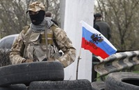 مسؤول أوكراني يؤكد وجود 9 آلاف عسكري روسي شرقي بلاده