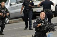 مسؤول: رجل يقتل رجلي شرطة في نيويورك وينتحر