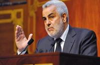 بنكيران ينعى عبدالله باها في اجتماع المجلس الحكومي