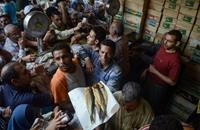 """""""شم النسيم"""" يرفع استهلاك الأسماك بنسب قياسية بمصر"""