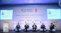 خبراء اقتصاديون يشيدون بتركيا وأسواقها المالية