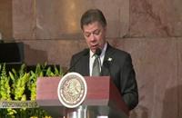 مراسم وداع وتكريم رسمية لغارسيا ماركيز (فيديو)
