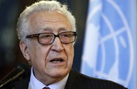 الجامعة العربية تلوم مجلس الأمن لاستقالة الإبراهيمي