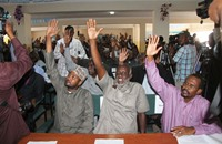 """الصومال.. نواب يطالبون بحمايتهم من """"حركة الشباب"""""""