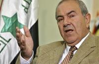 إياد علاوي يشكك في شفافية الانتخابات العراقية