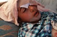 النظام السوري.. وقصفه لأطفال سوريا!