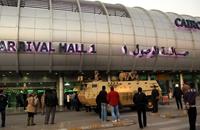 حجم الحركة الجوية يتراجع في مطارات مصر