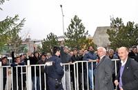تعرض مراسل الأناضول لاعتداء في ولاية بايبورت التركية