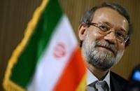 لاريجاني يتهم السعودية بقيادة تحرك ضد إيران ويرفض مزاعم الكويت