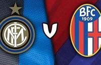 تعادل إنتر ميلان وبولونيا إيجابيا في الدوري الإيطالي