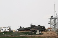 إصابة جندي إسرائيلي بانفجار عبوة ناسفة في غزة
