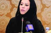 إعلامية قطرية تقاضي ضاحي خلفان جنائيا