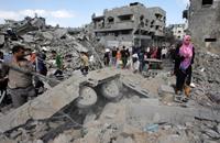 وفد دبلوماسي ألماني يزور غزة