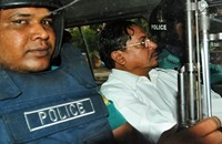 استعدادات لإعدام قيادي إسلامي في بنغلادش