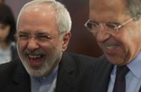 ظريف ولافروف يعلنان التوصل لاتفاق مبدئي بمفاوضات النووي