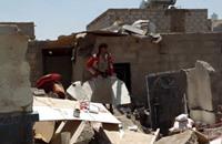 اتهامات للحوثيين بقصف مصنع أوقع 25 قتيلا وأصاب 50