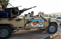 إطلاق نار كثيف وسماع دويّ انفجارات في طرابلس الليبية