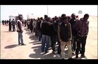 تونس تنقذ 175 مهاجرا غير شرعي قرب سواحلها (فيديو)