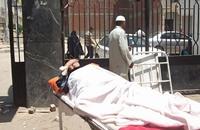 الفقراء يواجهون الموت في مستشفيات الحكومة المصرية