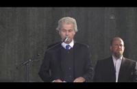 """مشاركة ضئيلة في تظاهرة """"بيغيدا"""" في دريسدن الألمانية (فيديو)"""
