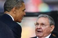 أوباما يوافق على شطب كوبا من لائحة الدول الراعية للإرهاب