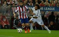 كلاسيكو مدريد واتلتيكو ينتهي بالتعادل السلبي