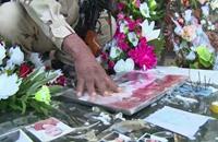 """موقع """"مجزرة سبايكر"""" في العراق يتحول إلى مزار (فيديو)"""