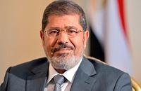 إضراب معلمين احتجاجا على نقل زميلهم الذي علق صورة لمرسي