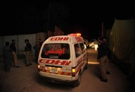 باكستاني يقتل زوجته حرقا لعدم إنجابها طفلا له