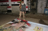 بعد فشله عسكريا: الأسد يفاوض على معبر نصيب الحدودي