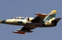 تحطم طائرة حربية ليبية بعد قصفها مواقع لتنظيم الدولة شرقا