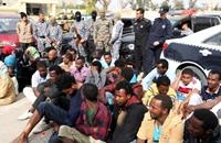 إنقاذ عشرات المهاجرين من الموت قرب الحدود السودانية الليبية