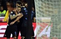 انترناسيونالي يعزز تصدره للدوري الإيطالي بفوزه على أودينيزي