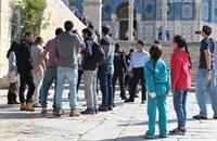 هديل الرجبي.. أصغر مبعدة عن المسجد الأقصى