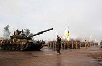 وثائقي لقصة انشقاق جندي عن جيش الأسد والتحاقه بالثورة (شاهد)