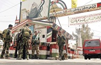 قتيل وجرحى في اشتباكات بمخيم عين الحلوة للاجئين بلبنان