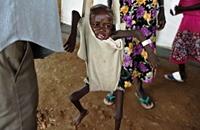مليونا طفل تمّ تشريدهم بسبب الحرب في جنوب السودان