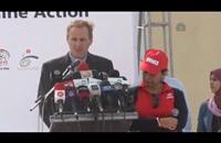 """""""أونروا"""" تطالب بدعم غزة للتخلص من مخلفات الحرب الأخيرة (فيديو)"""
