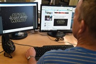 """أفلام """"حرب النجوم"""" قريبا على الإنترنت"""
