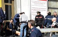 مسلح يقتل قاضيا ومحاميا بإيطاليا